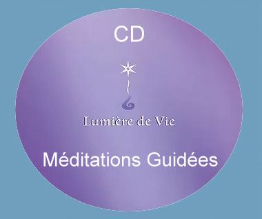 CD de méditations guidées
